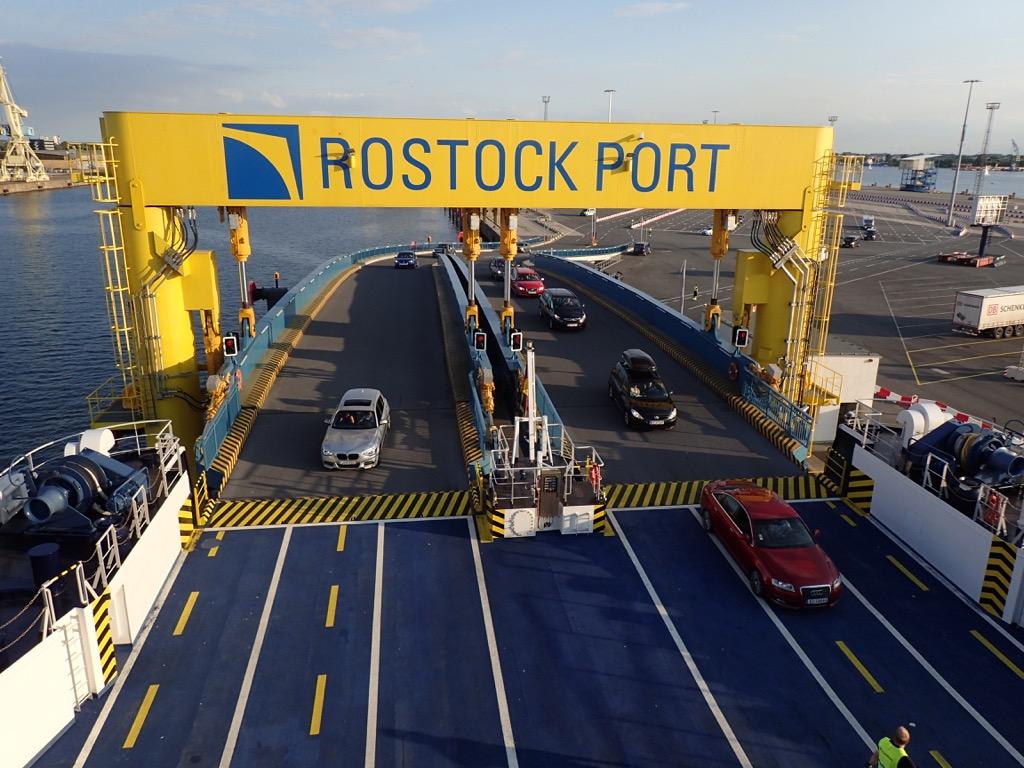 trajekt rostock